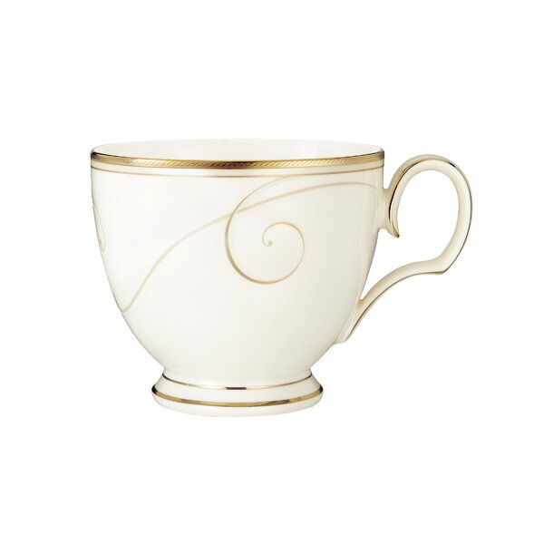 Golden Wave Cup (Set of 4) by Noritake