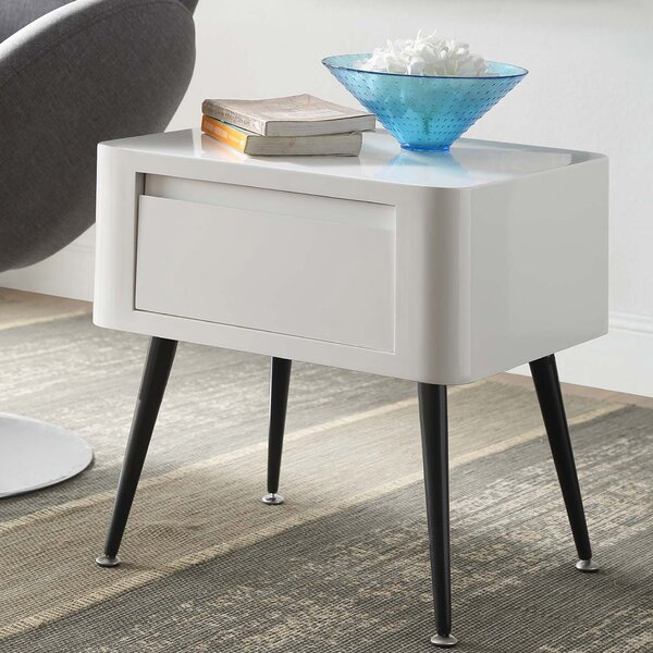 Dorinda Side Table by Langley Street
