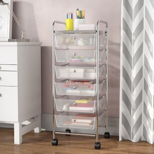 Check Prices 6-Drawer Storage Chest By Rebrilliant