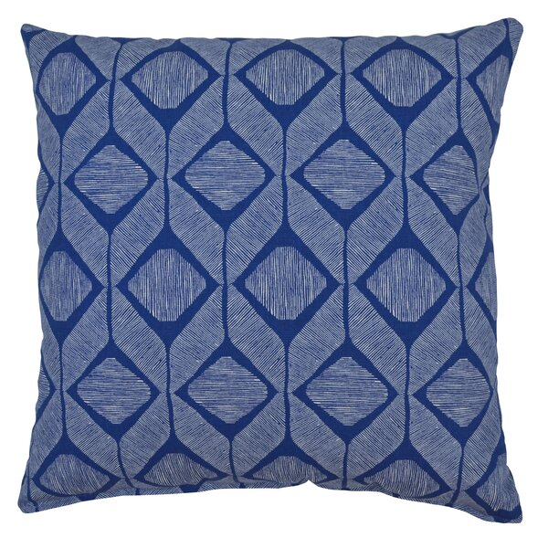 Mobley Cotton Throw Pillow by Wrought Studio
