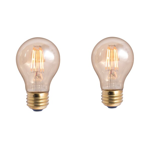 4W E26 LED Light Bulb (Set of 2) by Bulbrite Industries