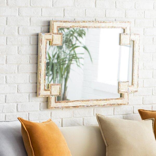 Pettengill Wall Mirror by Brayden Studio
