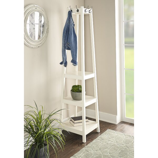 Weathers Coat Rack by Alcott Hill