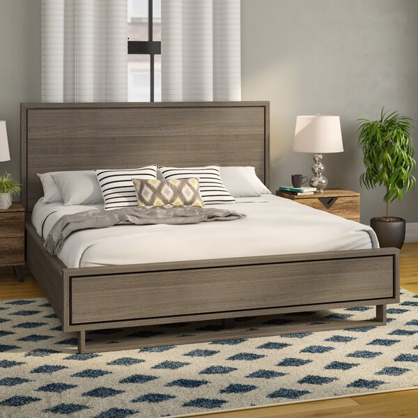 Keiper King Platform Bed by Brayden Studio