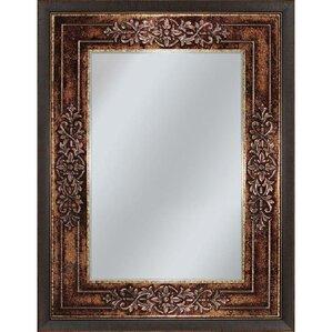 Bronze Cherry Bathroom Vanity Mirror