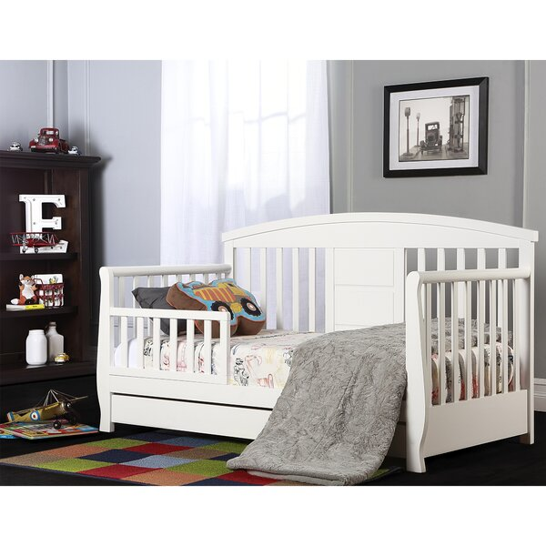 Dugas Deluxe Toddler Daybed with Storage by Harriet Bee
