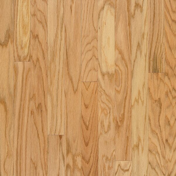 5 Engineered Red Oak Hardwood Flooring in Natural by Armstrong Flooring