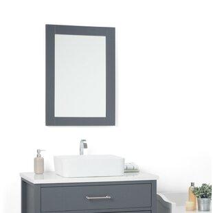 Best Price Patton Bathroom/Vanity Mirror BySimpli Home