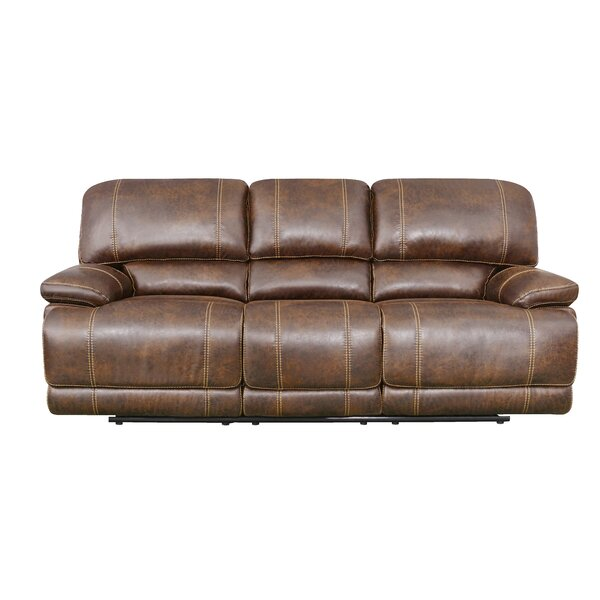 Rutkowski Reclining Sofa by Charlton Home