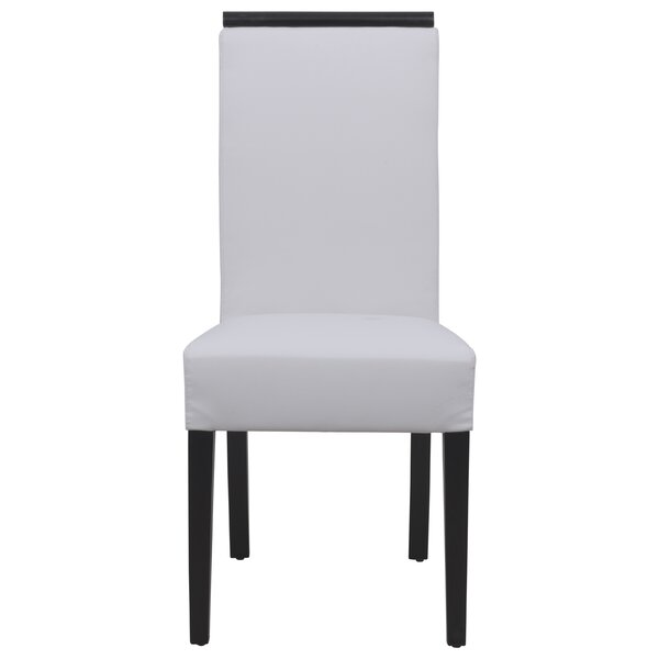 Loyi Upholstered Dining Chair (Set of 4) by Orren Ellis