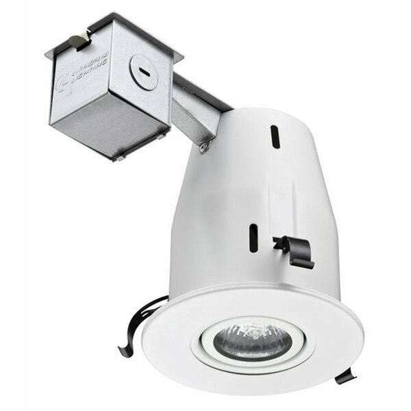 LED Recessed Lighting Kit by Lithonia Lighting