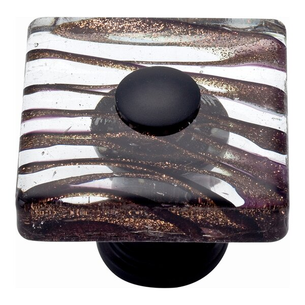 Square Knob by Atlas Homewares