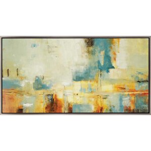 Drift Away Giclee by Ridgers Framed Painting Print by Paragon