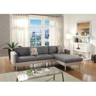 Lucchesi Reversible Sectional Ivy Bronx