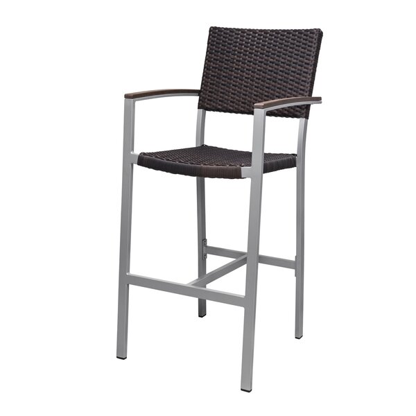Fiji 30 Patio Bar Stool by Source Contract