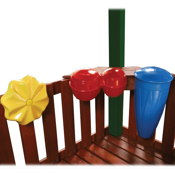 Outdoor Rhythm Band Music Kit (Set of 4) by Swing-n-Slide