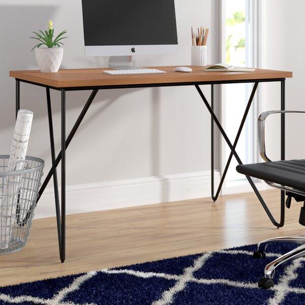 Miro Mid-Century Modern Office Desk by Langley Street