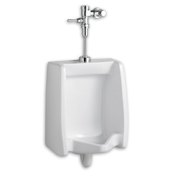 Washbrook Fw - 0.125 Manual Flush Valve Toilet Seat System by American Standard