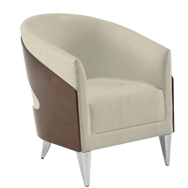 Aurora Barrel Chair by David Edward