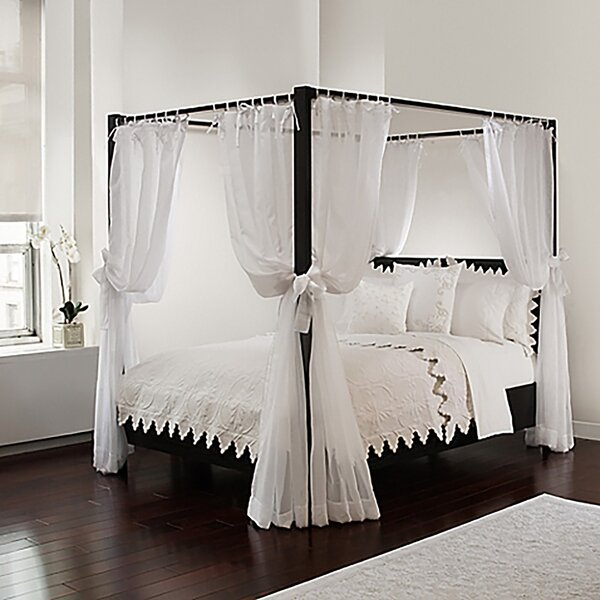 Ahren Bed Canopy By One Allium Way.