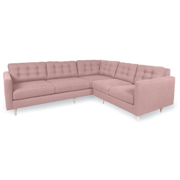 Patrick Right Hand Facing Sectional By Loni M Designs