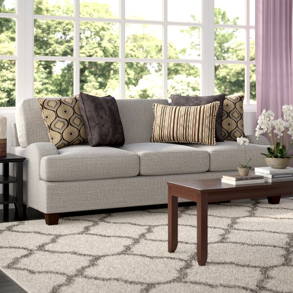 Fresh Collection Hattiesburg Sterling Sofa by Three Posts by Three Posts