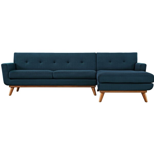 Johnston Sectional by Langley Street