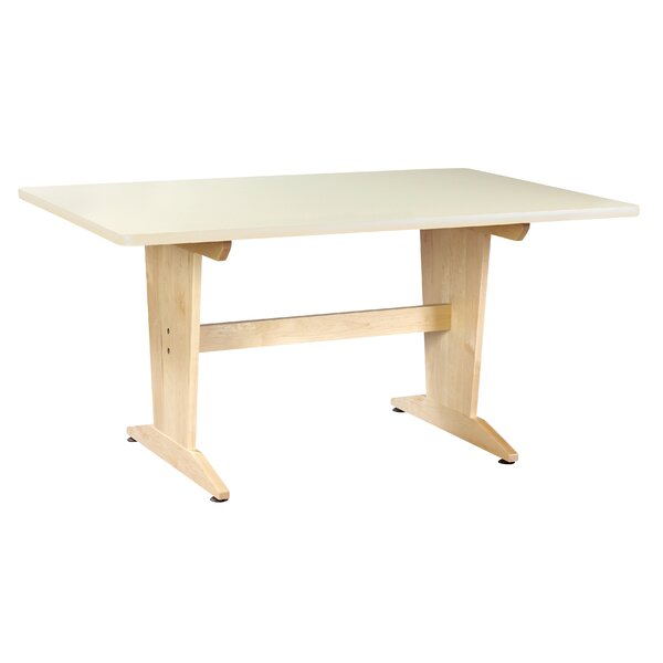 "72"" x 30"" Rectangular Activity Table by Diversified Woodcrafts"