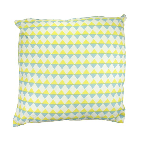 Capri Boulevard Cotton Throw Pillow by Northlight Seasonal