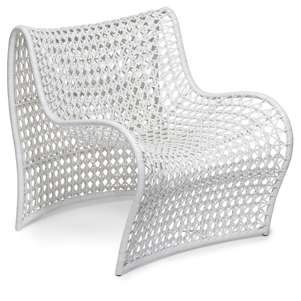 Lola Occasional Outdoor Patio Chair by Oggetti