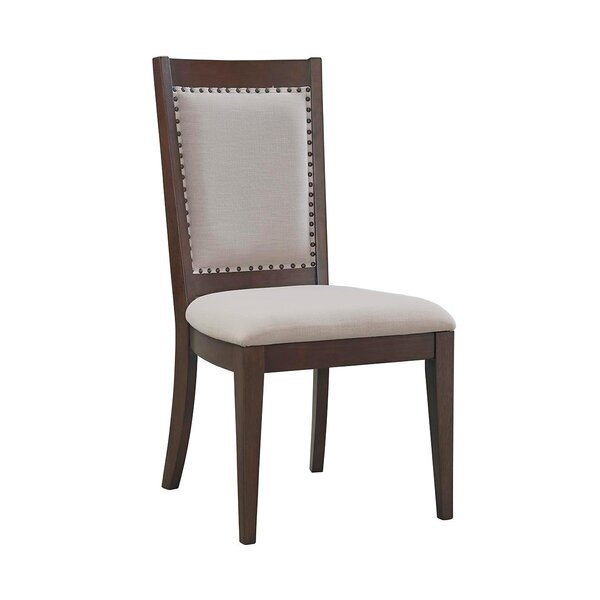 Hazelden Upholstered Dining Chair (Set of 2) by Gracie Oaks