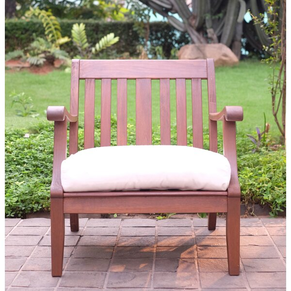 Dowling Lounge Chair with Cushion (Set of 2) by Three Posts