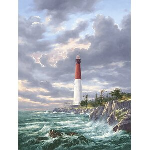 Barnegat Painting Print on Wrapped Canvas by Breakwater Bay