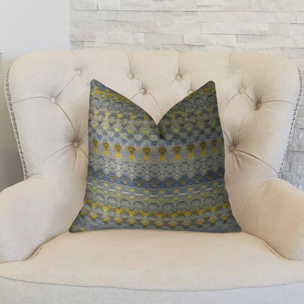 Merlot Way Double Sided Throw Pillow by Plutus Brands