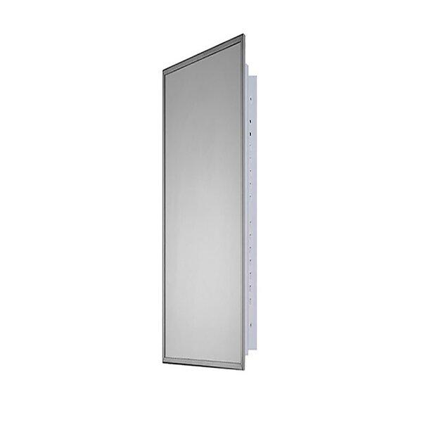 Shubrick Recessed Framed Medicine Cabinet Adjustable Shelves
