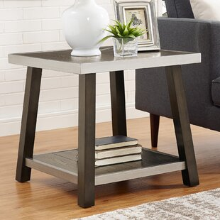 Inexpensive Pruitt End Table By Williston Forge