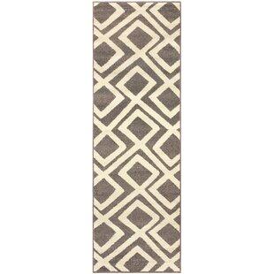 Compare & Buy Darroll Flagstone Gray Area Rug ByEbern Designs