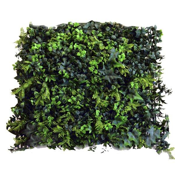 1.5 ft. H x 1.5 ft. W Artificial Moss Fence Panel (Set of 4) by GreenSmart Dekor