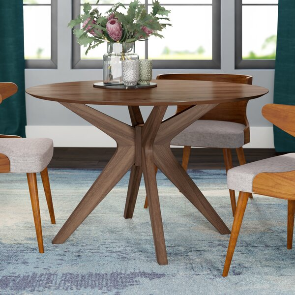 Best Choices Grimmer Dining Table By Ivy Bronx Great price