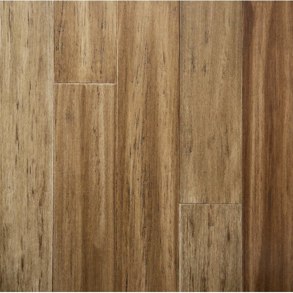 5 Engineered Bamboo Flooring in Windswept Desert by Islander Flooring