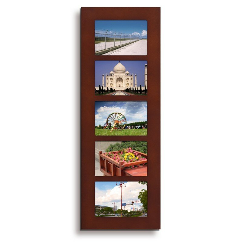 Nelsonville 5 Opening Wall Hanging Picture Frame & Reviews   AllModern