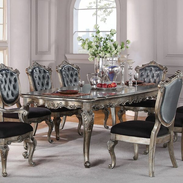 Petrin Formal Dining Table by Astoria Grand