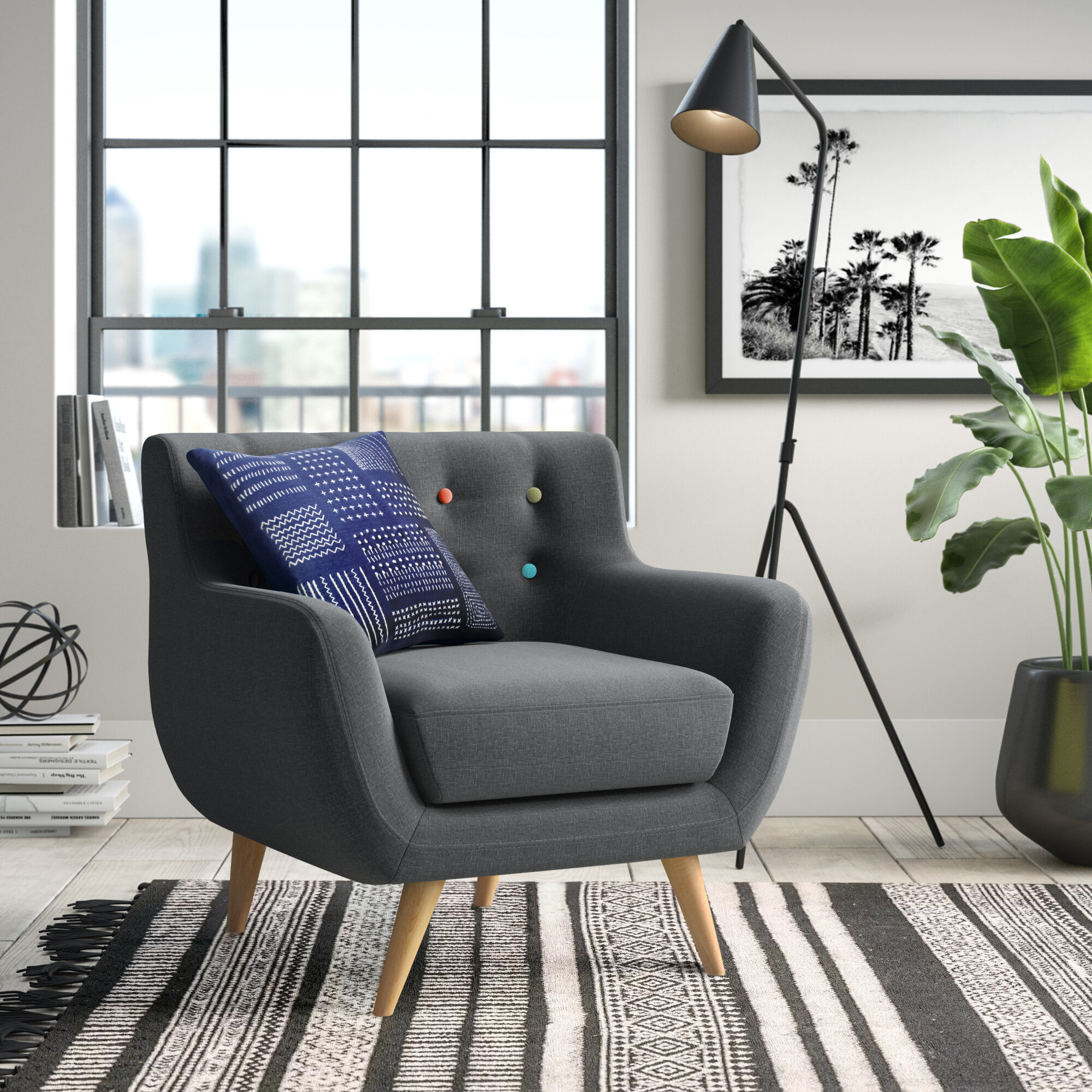 Matteo Armchair Reviews Allmodern