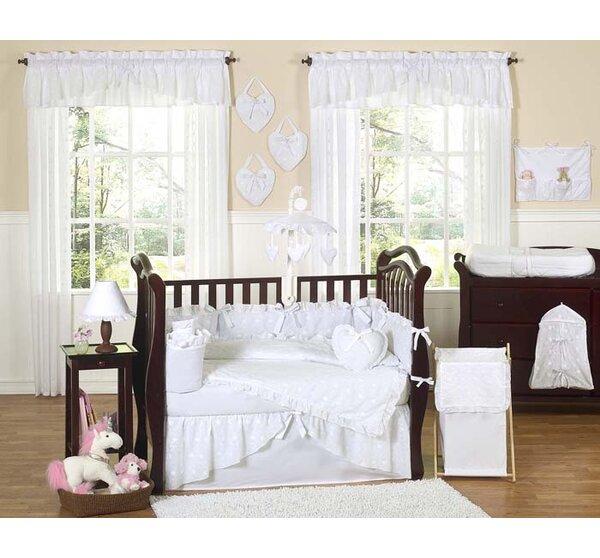 Eyelet 9 Piece Crib Bedding Set by Sweet Jojo Designs