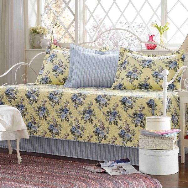 Linley 5 Piece Quilt Set by Laura Ashley Home