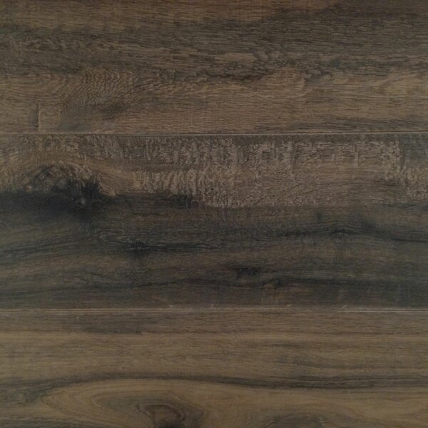 7-1/2 Engineered White Oak Hardwood Flooring in Weathered Bronze by Easoon USA