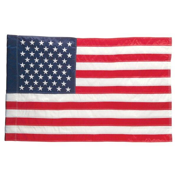 American 2-Sided Garden Flag by Evergreen Flag & Garden