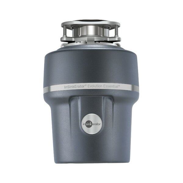 Evolution Essential 3/4 HP Continuous Feed Garbage Disposal by InSinkErator