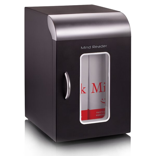 0.21 cu. ft. Compact Refrigerator by Mind Reader