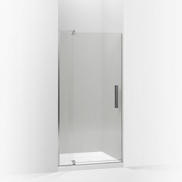 Revel 36'' x 70'' Pivot Shower Door with CleanCoat® Technology by Kohler